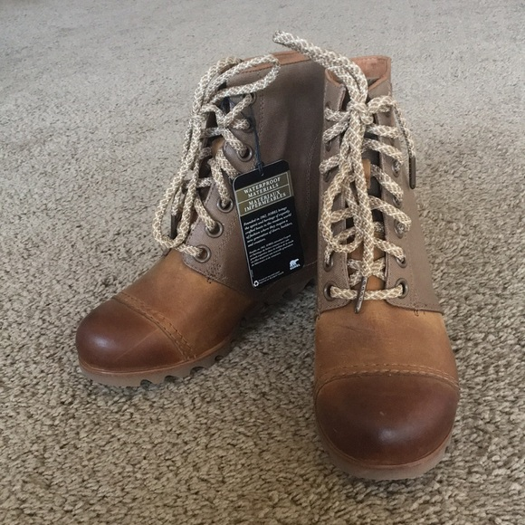 6e9f64418b0 Sorel pdx wedge boots